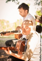 Mallen Project, groupe musiciens duo & trio acoustique