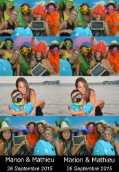 Animation PhotoBooth