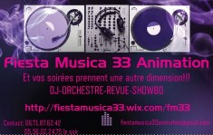 Fiesta Musica 33 Animation