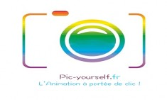 Pic-yourself : Solutions de Bornes Photos - Photobooth tactile