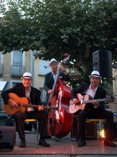 Swing 66 groupe de Jazz-vocal Manouche
